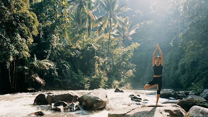 COMO Shambhala Estate ディープなバリ島に癒される