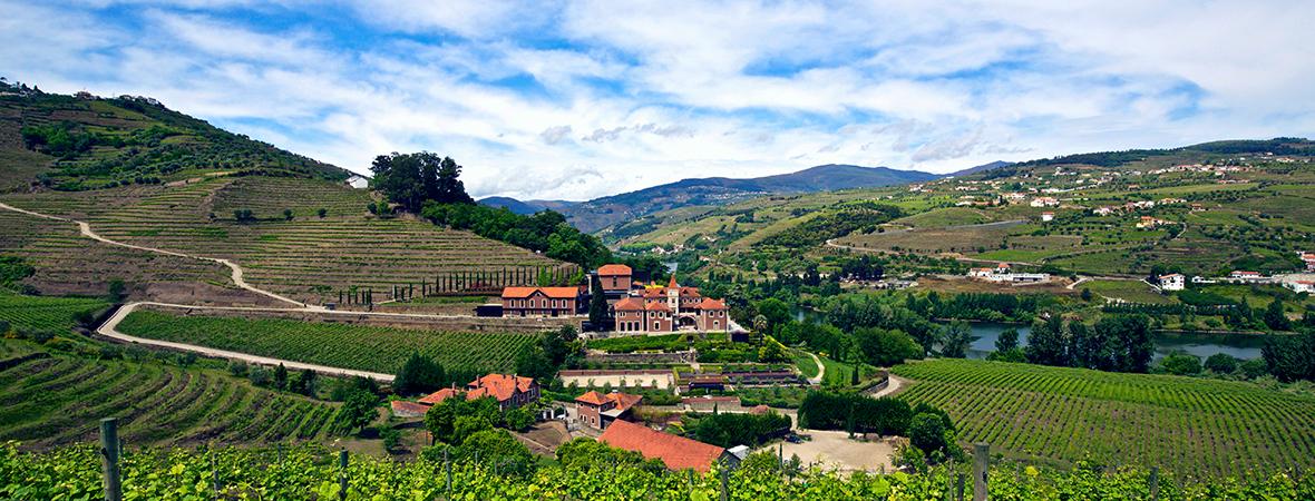 ポルトガルの世界遺産に佇むワインリゾート