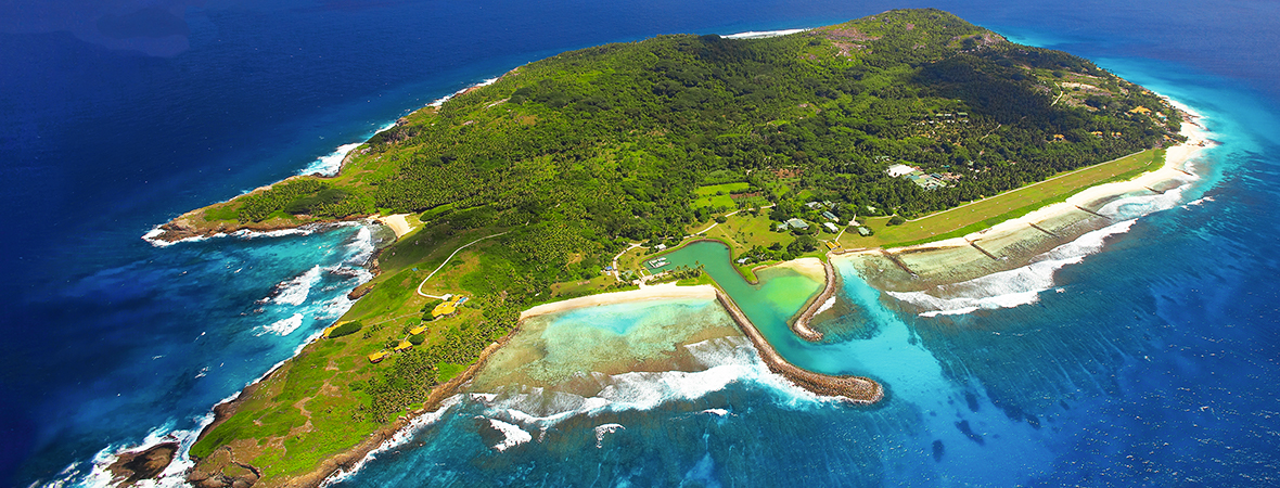 Fregate Island Private -プライベートアイランド in Seychelles-3泊6日