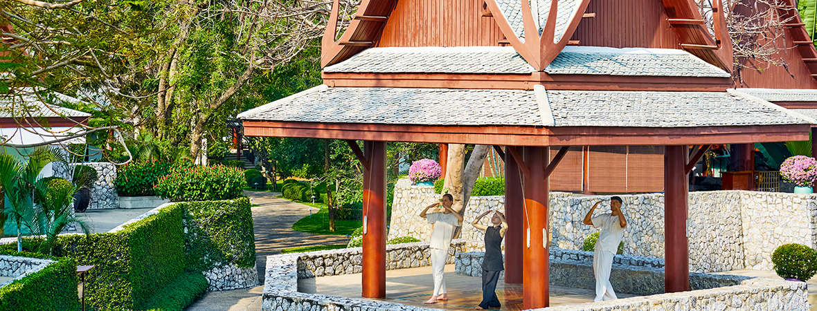 Chiva-Som  究極のウェルネスリゾート3泊5日