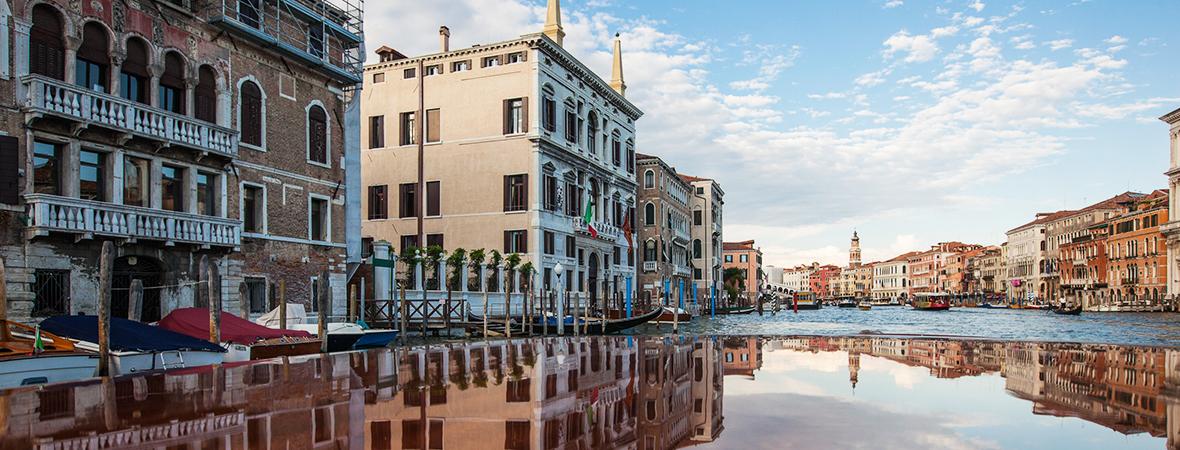 イタリア・水の都ヴェネチアに佇むAMANVENICE3泊5日