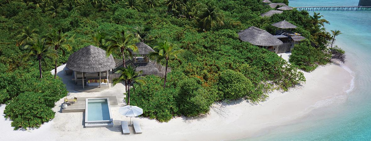 ラーム環礁初のリゾートSix Senses Laamuに泊まる3泊5日