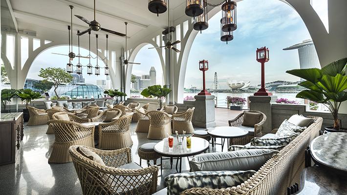 マリーナベイの絶景を一望するフラトンベイ ホテル シンガポールで過ごす3泊4日